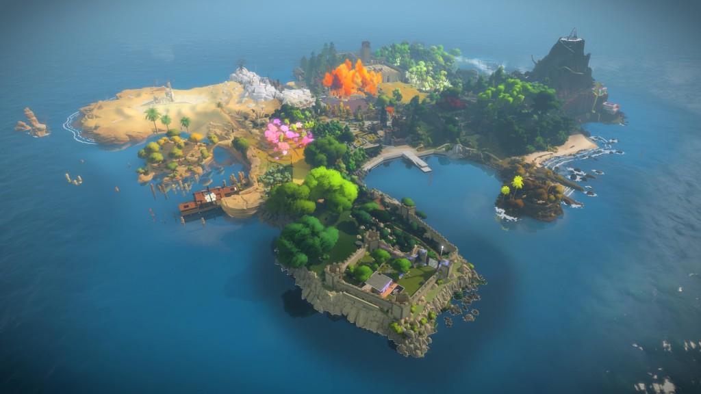 witness island